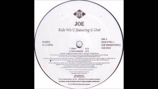 Joe ft. G-Unit - Ride Wit U