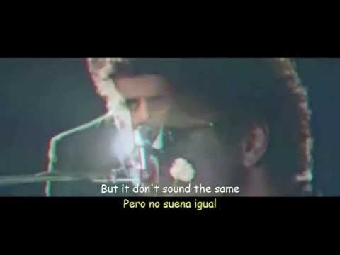Bruno Mars - When I Was Your Man - Lyrics - Sub Español
