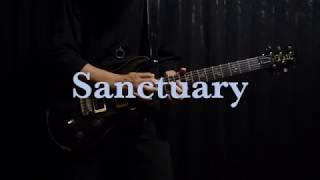 【ギター】Sanctuary / Roselia 弾いてみた【バンドリ!】