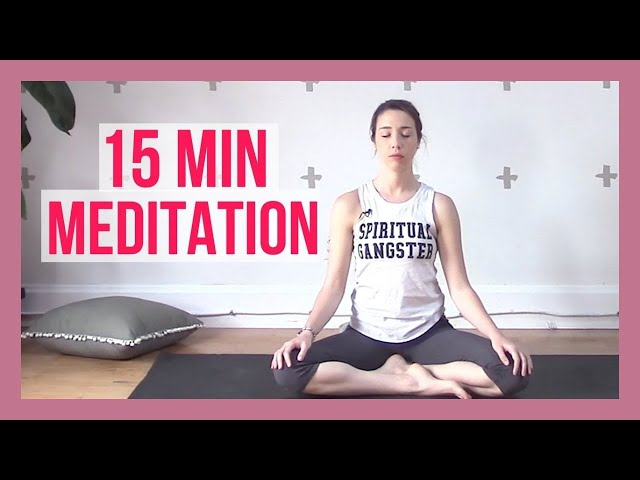 Easy Guided Meditation for Beginners – 15 min Meditation for Clarity & Relaxation
