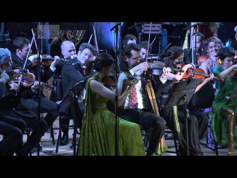 Homenaje a Gustavo Cerati: Río Babel - Leo García/Orquesta Hypnofón | La Ballena Azul