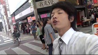 一人で外郎売りをしながら商店街を突き抜ける!「名古屋 大須万松寺通り」