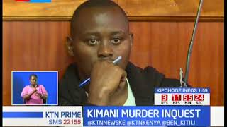 4 police officers implicated in  Murder of Lawyer Willy Kimani and two others