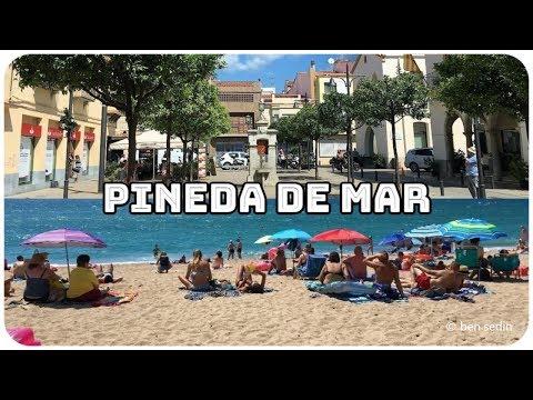 Pineda de Mar, Spain (Full HD)