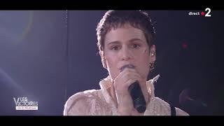 Christine and the Queens - La marcheuse live at Victoires de la Musique 2019