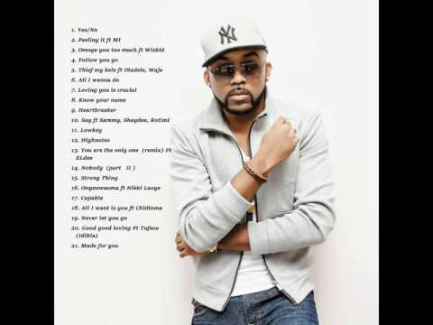 The best of RnB songs by Banky W