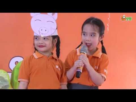 Ba chú heo con BGS -  Got talent 2019