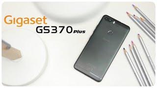 Gigaset GS370 Plus | Review | das neue Smartphone in der Mittelklasse | deutsch