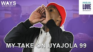 W.A.Y.S Uyajola 99   REACTION