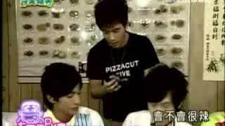 大胃王PK賽 Part 1 - 棒棒堂 - 20080713完全娛樂