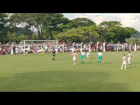 Futebol: Barbosa Ferraz 04 X 00 Corumbataí do Sul