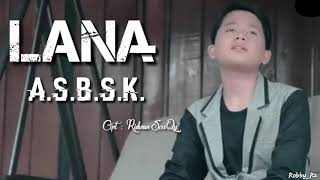 Lana Laoneis - Aku Sayang Banget Sama Kamu (lirik Video)