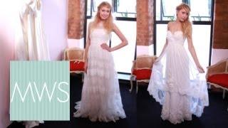 Boho Wedding: Bridal Lookbook S01E5/8