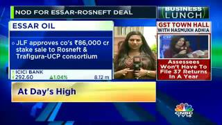 JLF approves Essar Oil stake sale to Rosneft and TrafiguraUCP consortium at