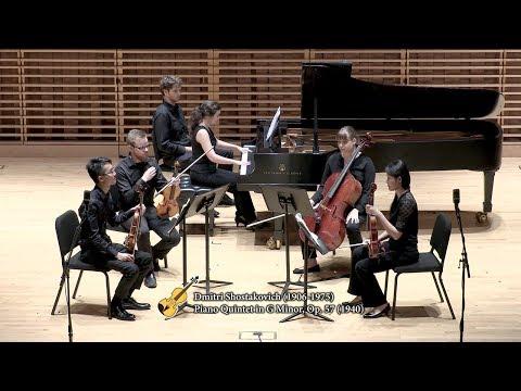 Various Artists - Shostakovich Piano Quintet in G Minor, Op. 57 (1940): Prelude, Fugue & Scherzo