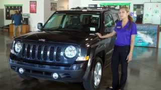 preview picture of video '2014 Jeep Patriot Walk Around Cutter Chrysler Pearl City Katie'