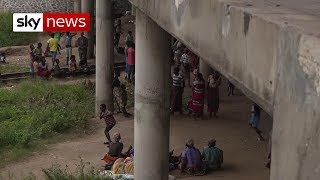 Cyclone Idai: Mozambique children starving along 'road of suffering'