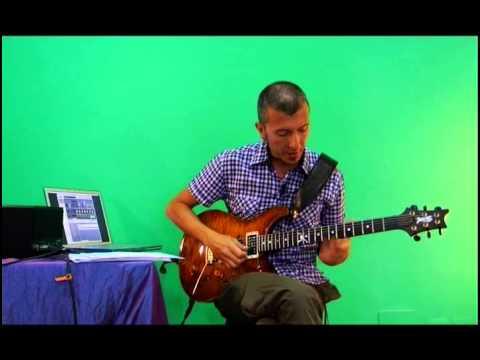 LEZIONE 16 - la pronuncia delle note - LA CHITARRA SOLISTA 2 di Massimo Varini