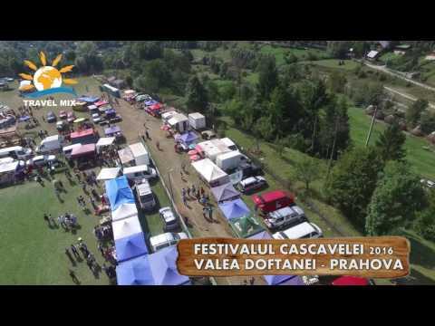 Filmare drona Vestivalul Cascavelei 2016 – Valea Doftanei, Prahova