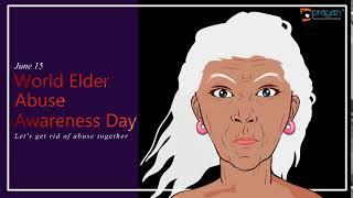 World Elder Abuse Awareness Day | 15th June | Prayan Animation Studio | Whatsapp Status