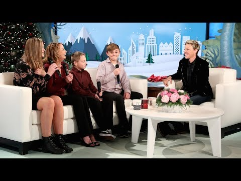 Ellen Has Another Surprise for This Inspiring Single Mom