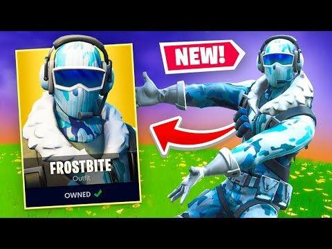 Fortnite got a COOL New Skin!