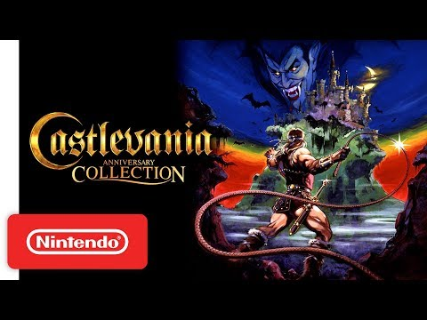 Castlevania Anniversary Collection - Launch Trailer - Nintendo Switch thumbnail