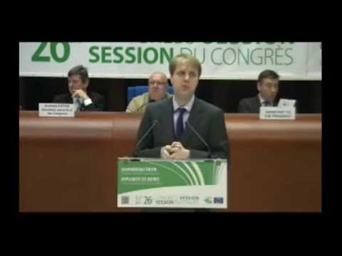 Speech on Lowering the Voting Age to 16 - Thomas Leys - 27 March 2014