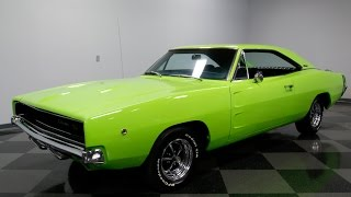 4047 CHA 1968 Dodge Charger 440