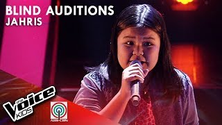 Jahris Gabayan - Saranggola ni Pepe | Blind Auditions | The Voice Kids Philippines Season 4