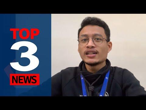 Top3News: Presiden Jokowi Tinjau Tanggul Jebol, Pelantikan Kabareskrim, Mendikbud Soal Vaksin Guru