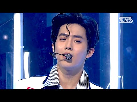 """Comeback Special"" EXO - Power @ Popular Inkigayo 20170910"