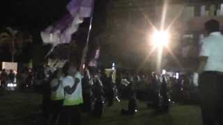 preview picture of video 'Narathiwat Marching Band 2013'