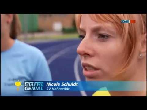 Stützstrümpfe für Sportler - MDR Einfach genial - 01.11.2011