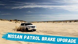Best Brakes For Nissan Patrol