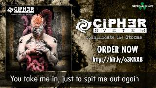 "CIPHER SYSTEM - ""Forget To Forgive"" (OFFICIAL LYRIC VIDEO)"