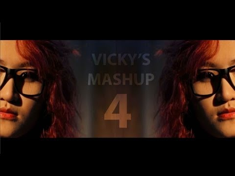 Vicky's Mashup 4 - My Apologize - Mirror Mirror - Apologize - Forever and one