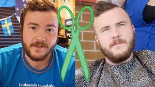 World's Greatest Shave Transformation!
