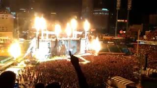 Metallica - Blackened - Comerica Park - Detroit - July 12, 2017
