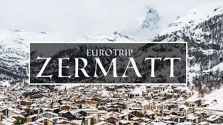 Zermatt Switzerland | The Most Beautiful Small Town