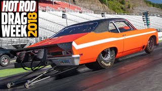 What is DRAG WEEK?  (Hot Rod Magazine)
