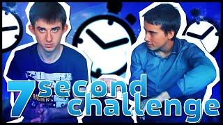 7 second challenge | СНЯЛ ШТАНЫ 18+