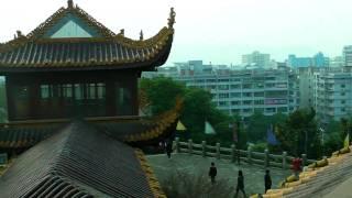 preview picture of video 'china - zhangjiajie part 1 張家介'