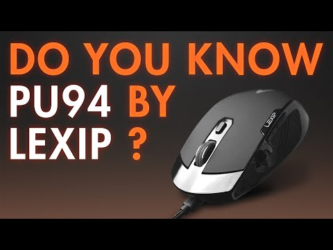 LEXIP PU94 Gaming Mouse