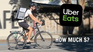 Is Delivering UberEATS Worth It??