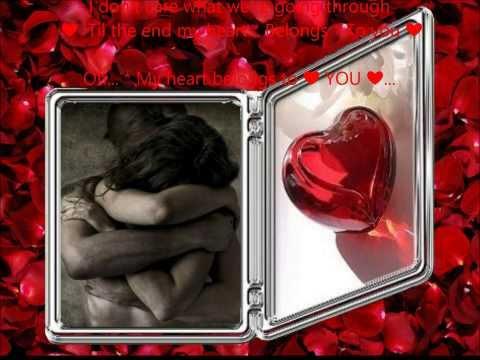 My Heart Belongs To You ♥ ➳ ♥ Peabo Bryson ♥♥