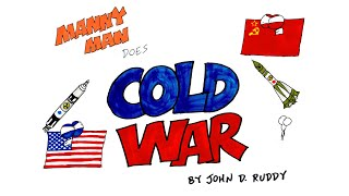 Cold War in 9 Minutes 1947-1991
