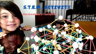 Simple Fun S.T.E.M activity to do with your youngster!