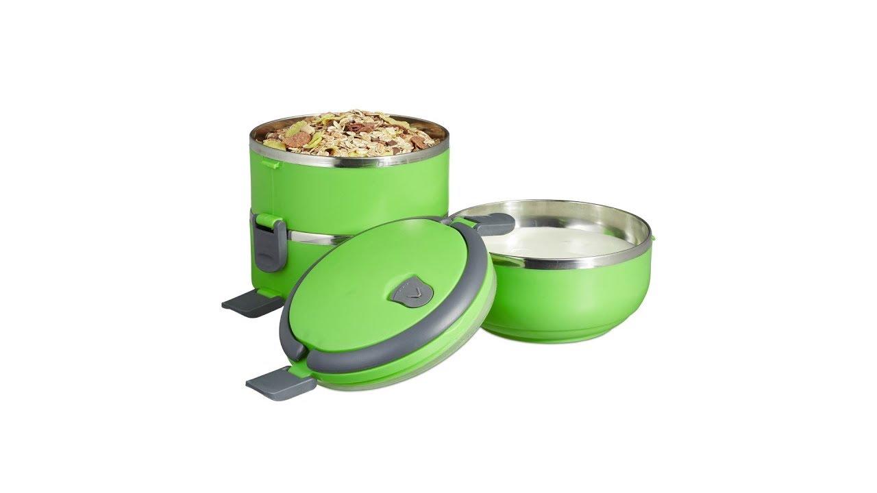 Video von: Lunchbox mit 3 Etagen