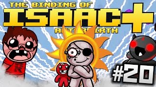 The Binding of Isaac: Afterbirth+: ELECTRIC SUN BURST! (Episode 20)